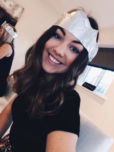 Christmas selfie alertttttt!